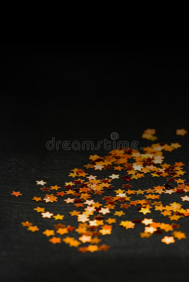 Étoiles de Noël photos stock