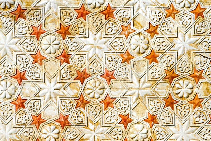 Étoiles islamiques photos stock