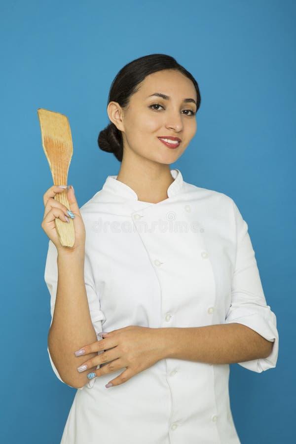 Étudiant de gastronomie photographie stock libre de droits