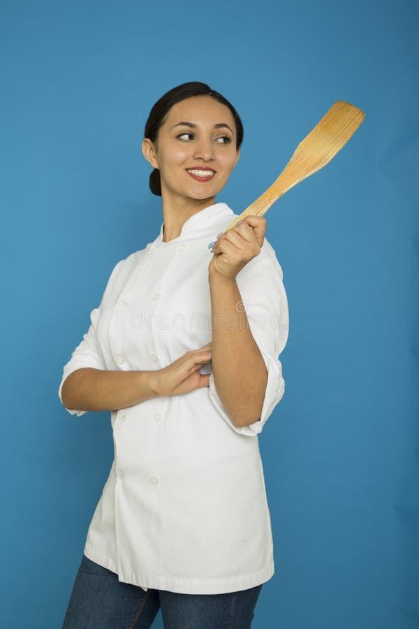 Étudiant de gastronomie photo stock