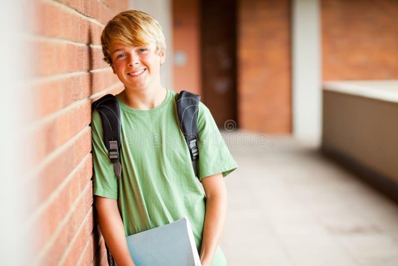 Étudiant de l'adolescence photos libres de droits