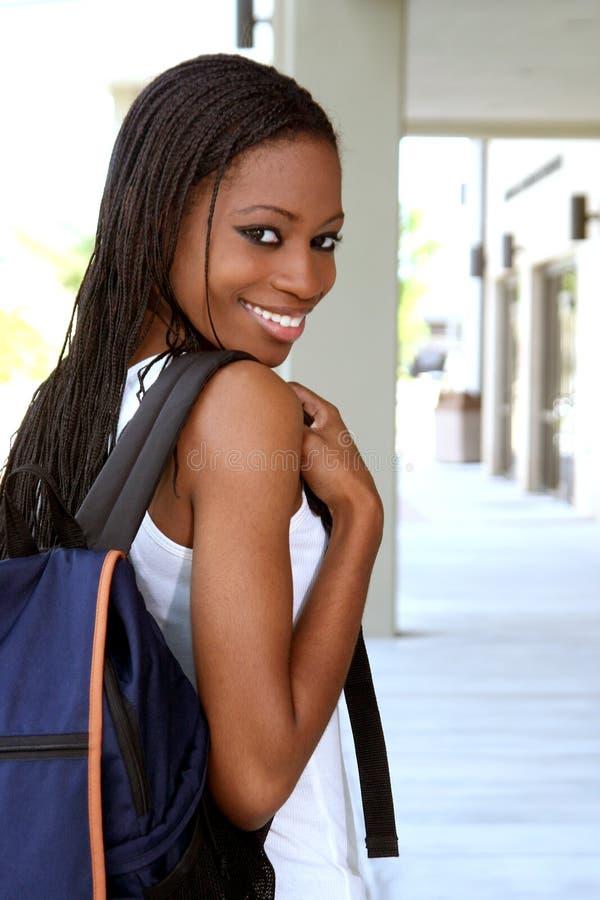 Étudiant féminin photos stock