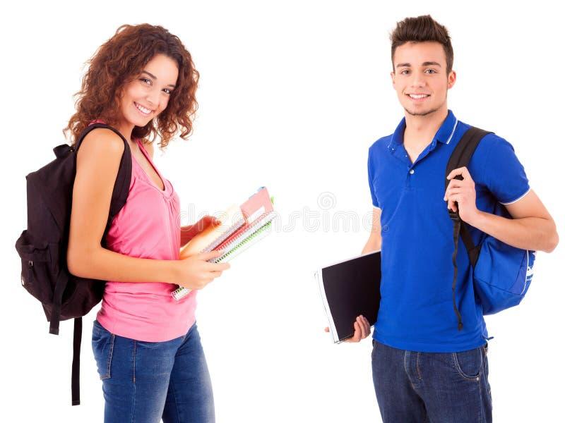 étudiants photographie stock libre de droits