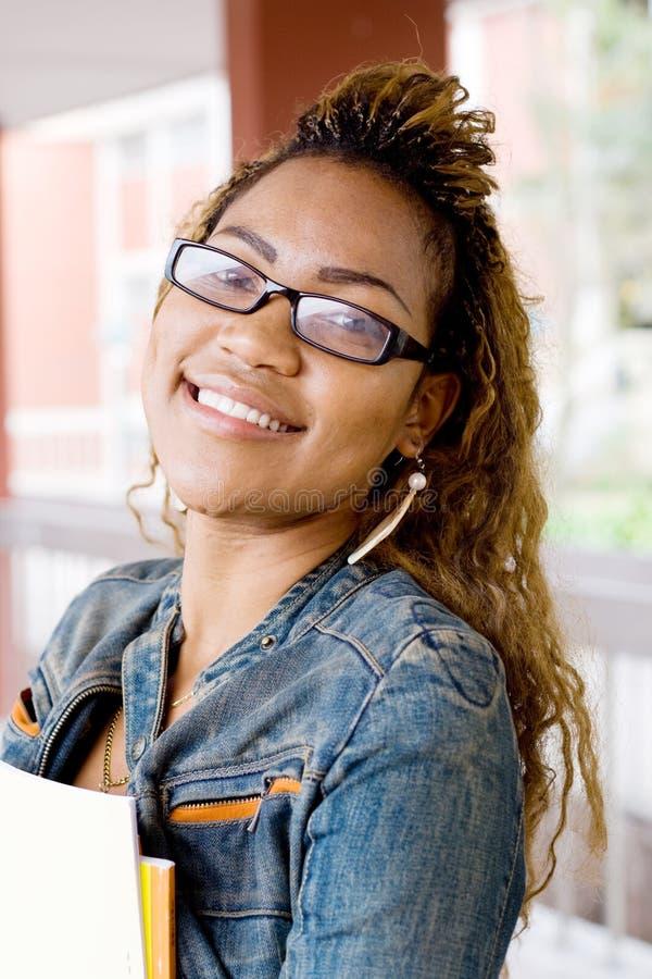 Étudiants féminins image libre de droits