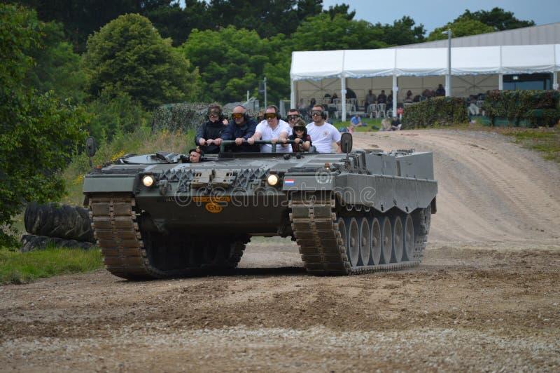Événement 2016 de Bovington TankFest images stock