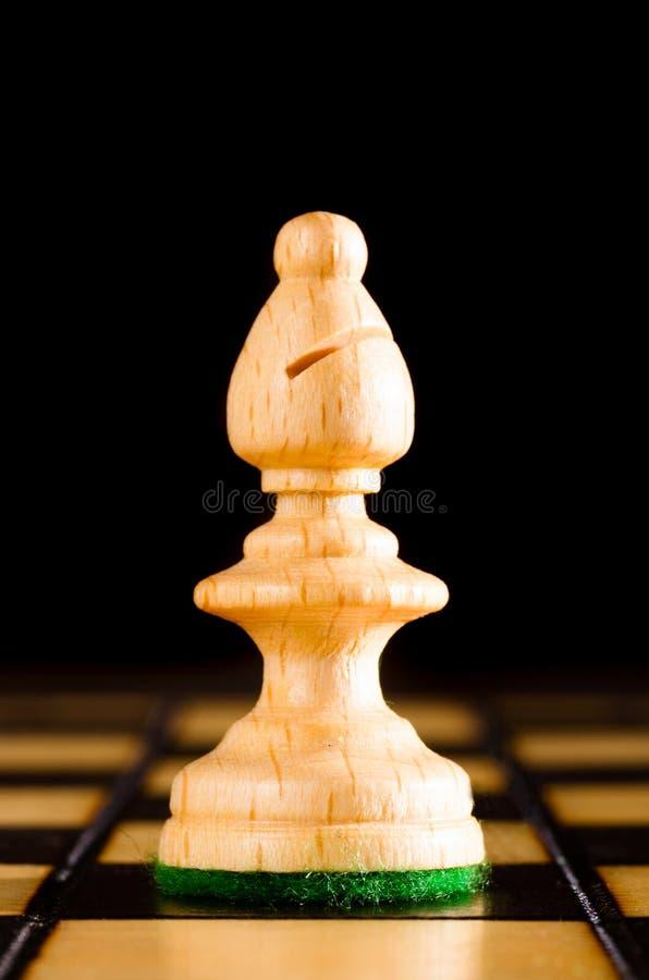 Évêque en bois photos libres de droits