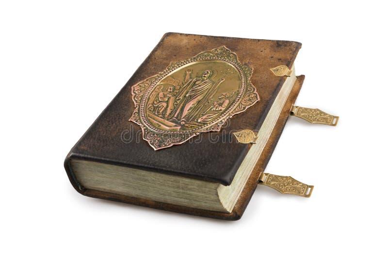 Évangile orthodoxe images libres de droits