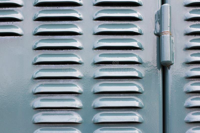 Évent d'un diesel locomative photographie stock libre de droits