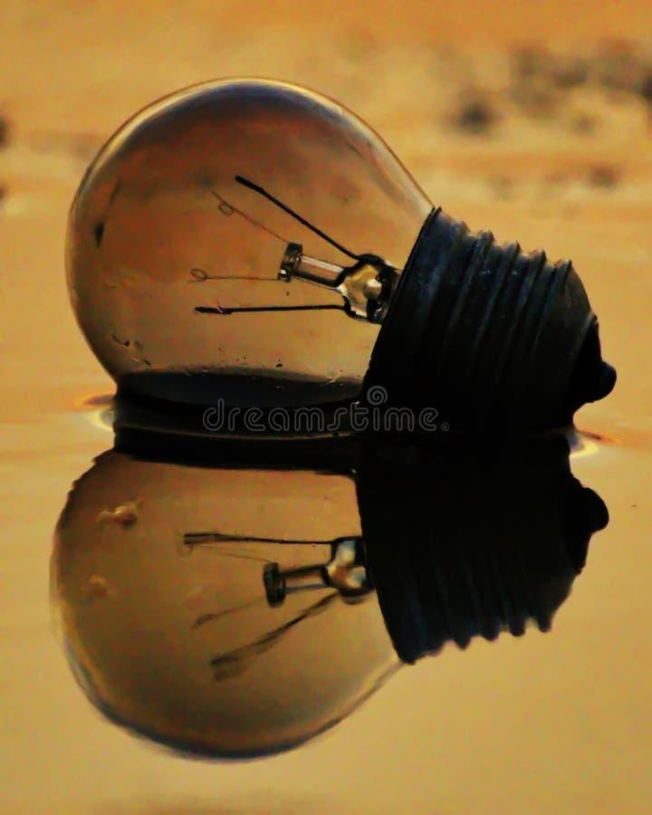 Évier jumel de lampe photo libre de droits