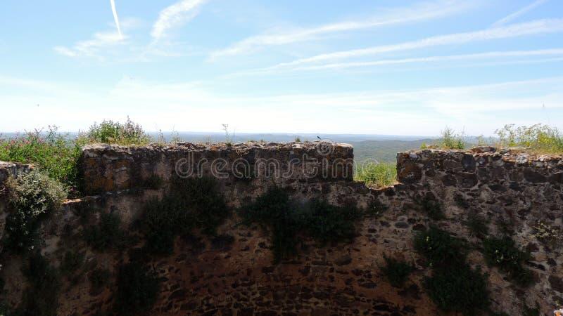 Évora Monte, Portugal imagem de stock royalty free