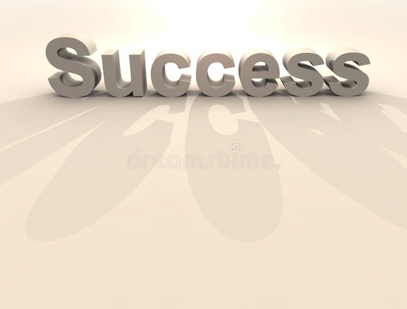Éxito libre illustration