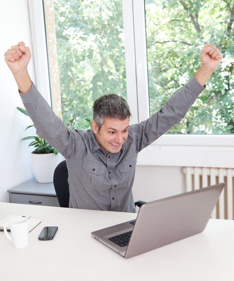 ¡Éxito! imagenes de archivo