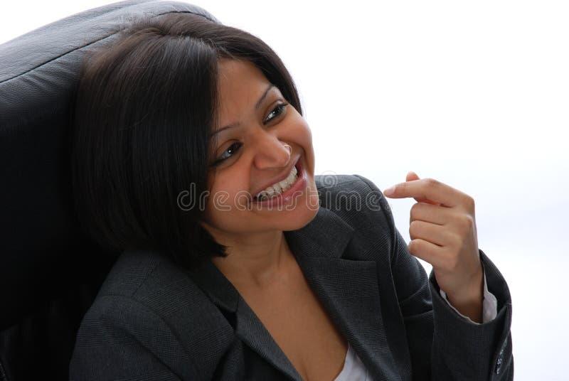 Download Éxito indio foto de archivo. Imagen de atractivo, hembra - 7281322