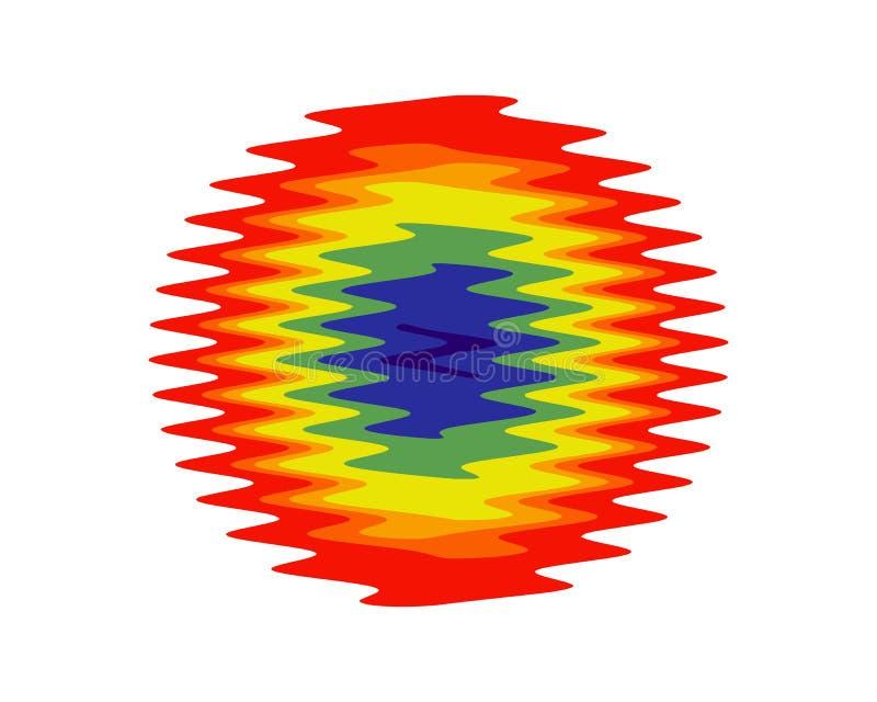Download Ícone ilustração do vetor. Ilustração de pattern, grinalda - 10067966