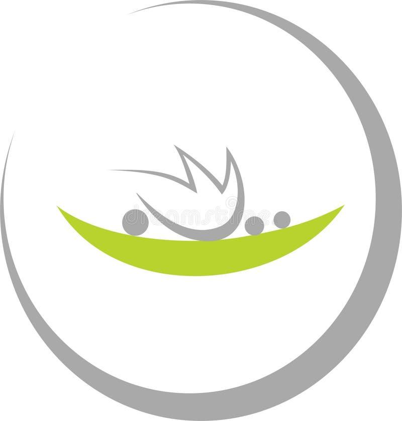 Ícone ilustração stock