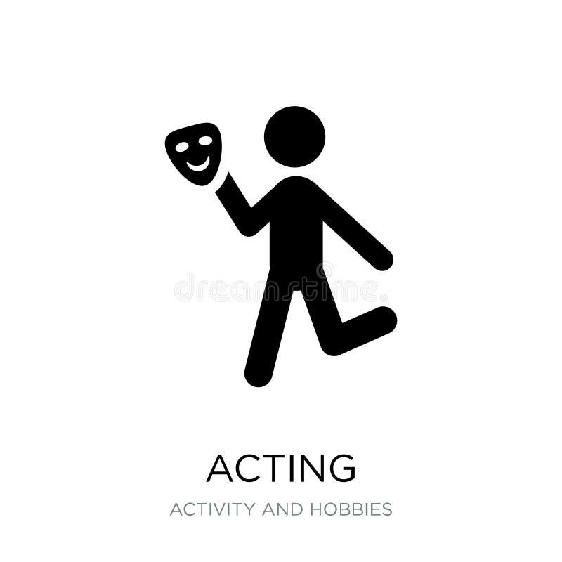 ícone ativo no estilo na moda do projeto ícone ativo isolado no fundo branco símbolo liso simples e moderno do ícone ativo do vet ilustração do vetor