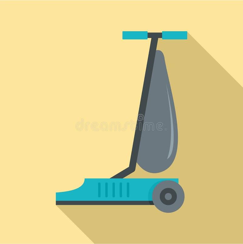 Ícone comercial do aspirador de p30, estilo liso ilustração do vetor