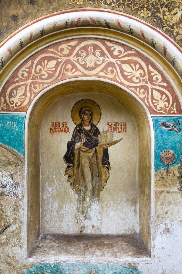 Ícone cristão imagens de stock
