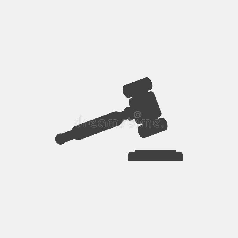 Ícone de Hummer ilustração stock