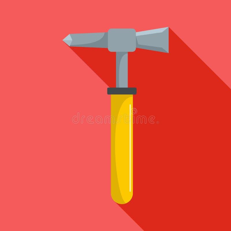 Ícone de Hummer, estilo liso ilustração stock