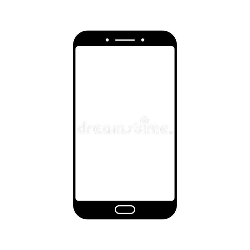 Ícone de Smartphone ilustração do vetor