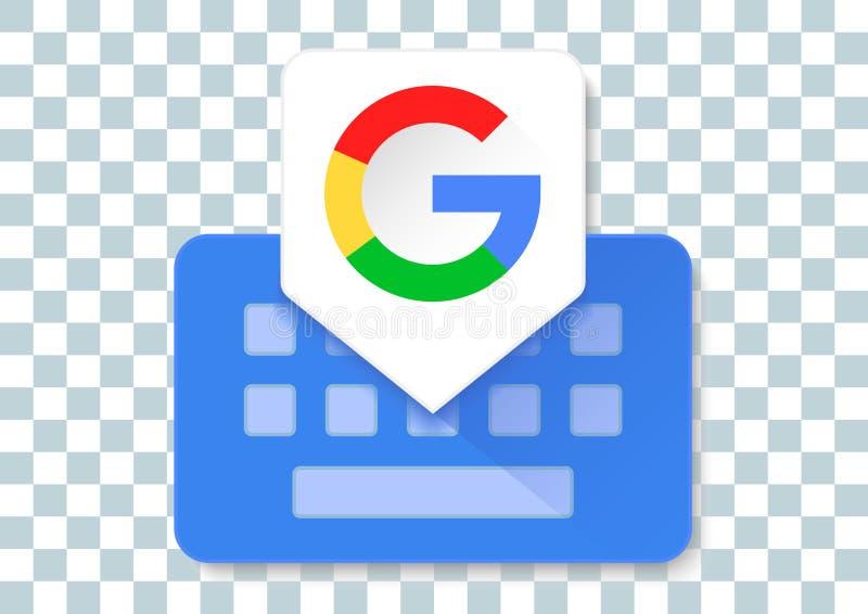 ícone do apk do teclado de Google