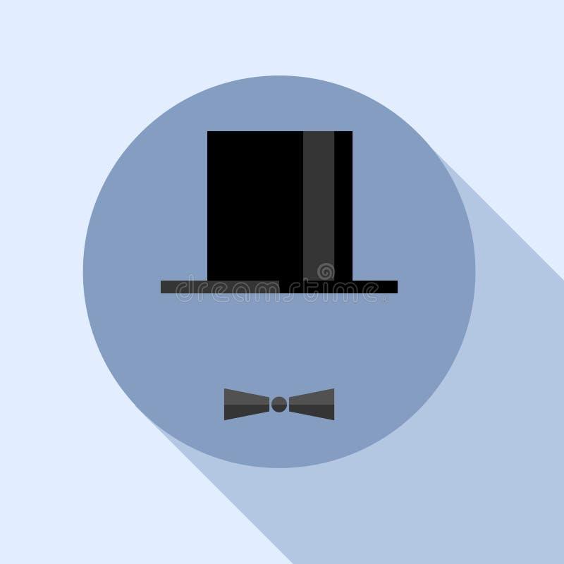 Download Ícone Do Cavalheiro Isolado No Fundo Branco Luz Do Vetor Art Ilustração Stock - Ilustração de homens, isolado: 80102380