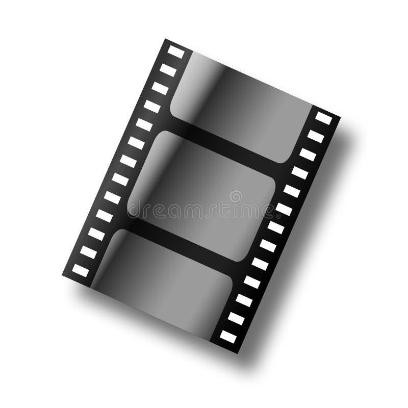 Ícone do cinema ilustração royalty free