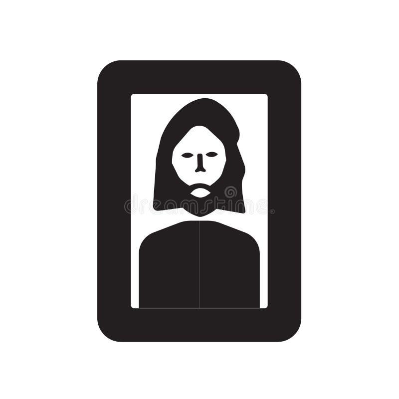 Ícone do greco do EL Conceito na moda do logotipo do greco do EL no fundo branco ilustração royalty free