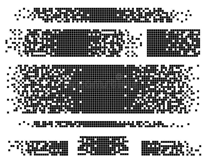 Ícone do retângulo do vetor ilustração do vetor