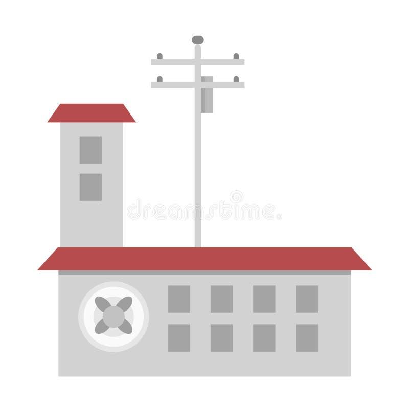 Download Ícone Do Vetor Da Fonte De Energia Ilustração do Vetor - Ilustração de ecology, inovação: 80100547