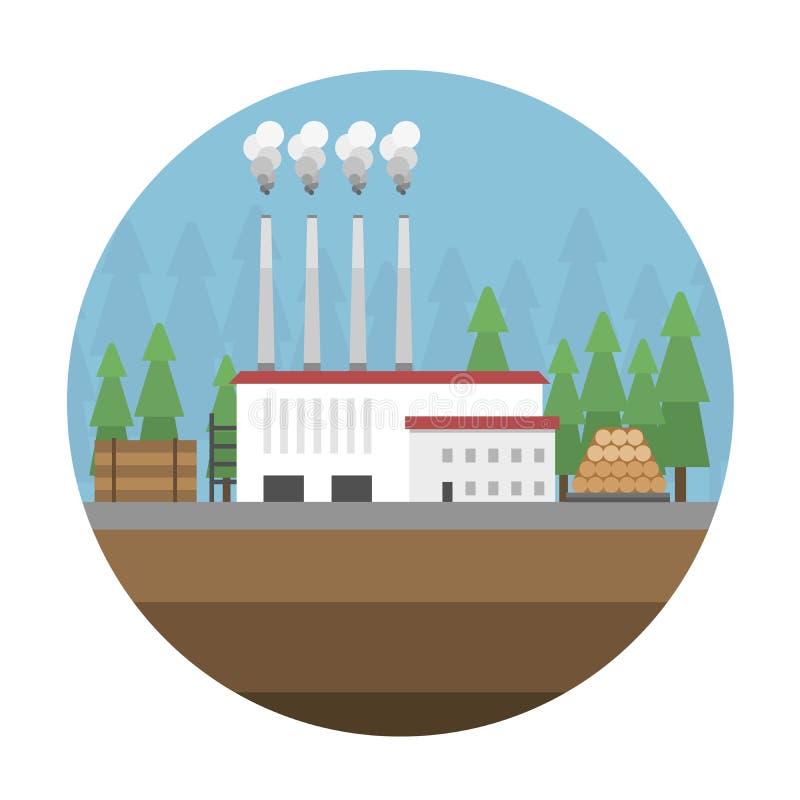 Download Ícone Do Vetor Da Fonte De Energia Ilustração do Vetor - Ilustração de estação, nave: 80101818