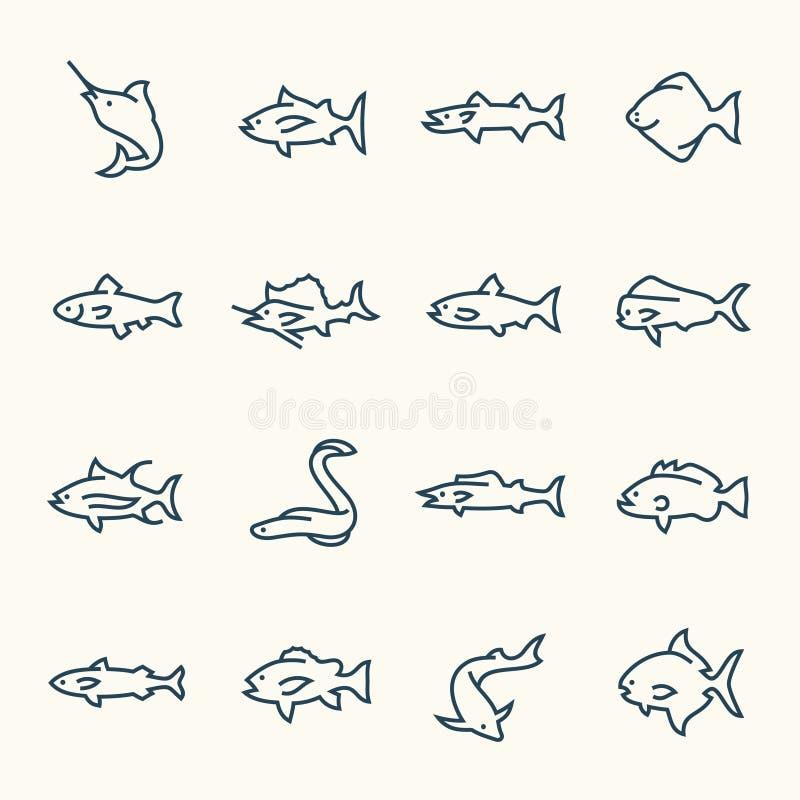 Ícone dos peixes