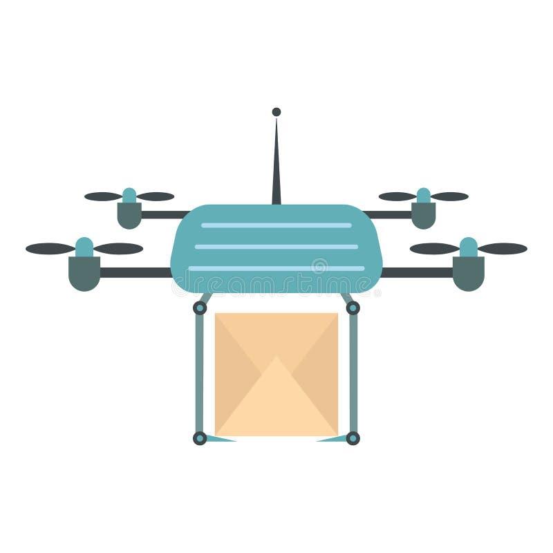 Ícone liso de Quadcopter