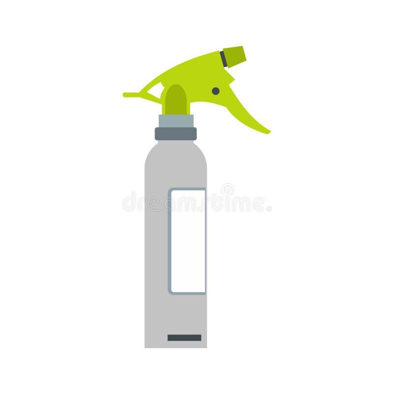 Ícone liso do pulverizador ilustração royalty free