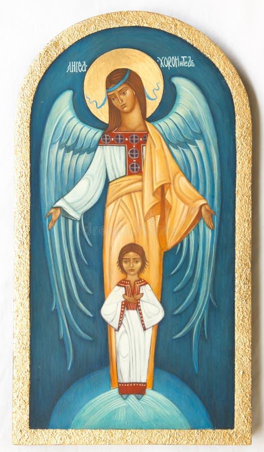 Ícone ortodoxo imagem de stock