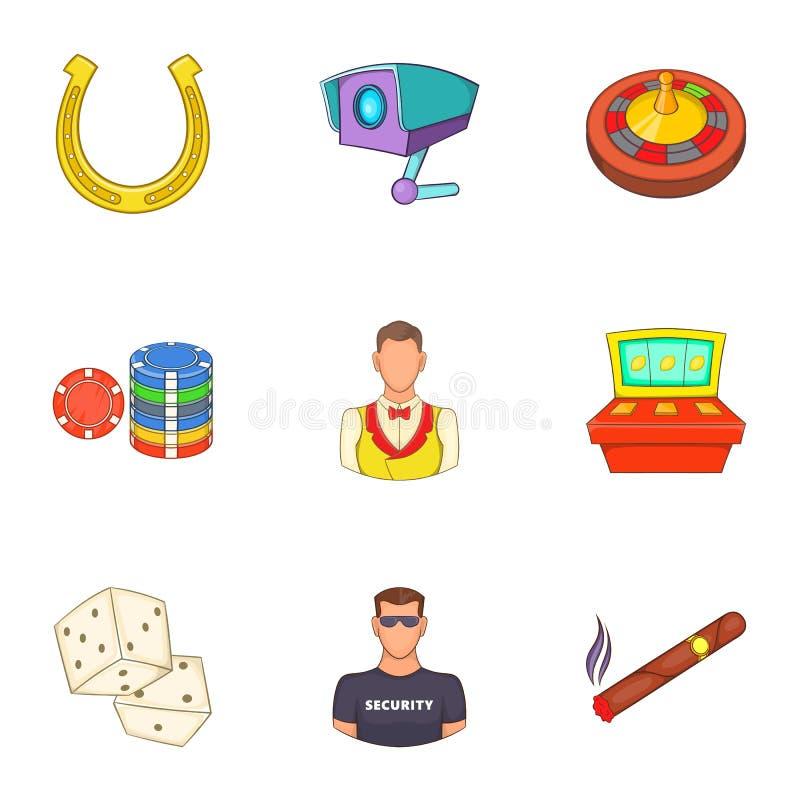 Download Ícones Ajustados, Estilo Da Vitória Dos Desenhos Animados Ilustração do Vetor - Ilustração de imagem, possibilidade: 80101875