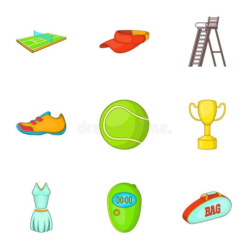 Download Ícones Ajustados, Estilo Do Tênis Dos Desenhos Animados Ilustração do Vetor - Ilustração de atlético, fêmea: 80101234