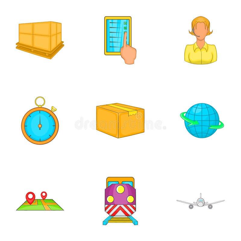 Download Ícones Ajustados, Estilo Do Transporte Dos Desenhos Animados Ilustração do Vetor - Ilustração de cartoon, bens: 80101775