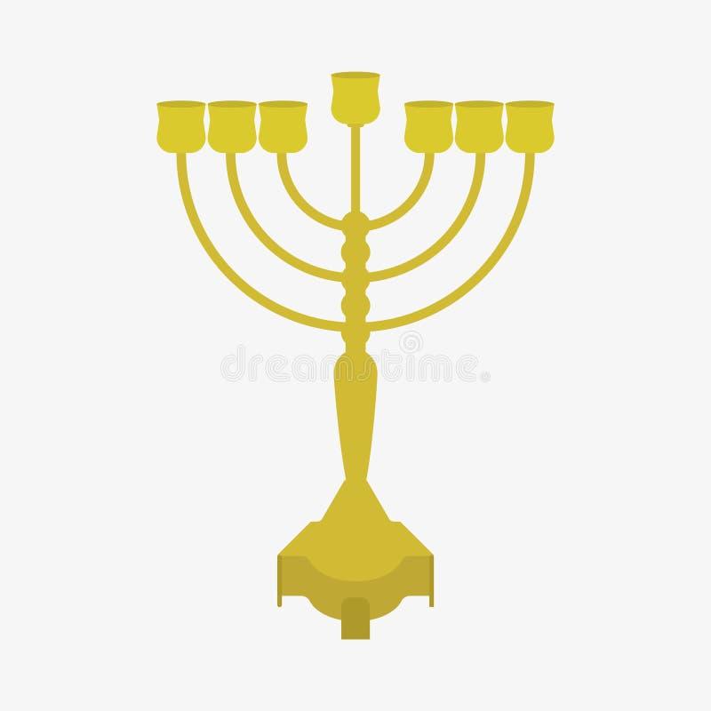 Download Ícones Judaicos Do Hanukkah Do Feriado Ajustados Ilustração Do Vetor Ilustração Stock - Ilustração de ícones, hanukkah: 80102910