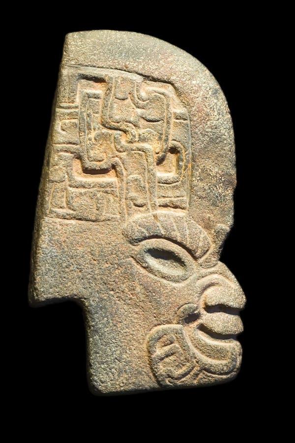 Ídolo do Inca fotografia de stock