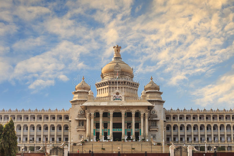 Índia de Bangalore imagem de stock royalty free