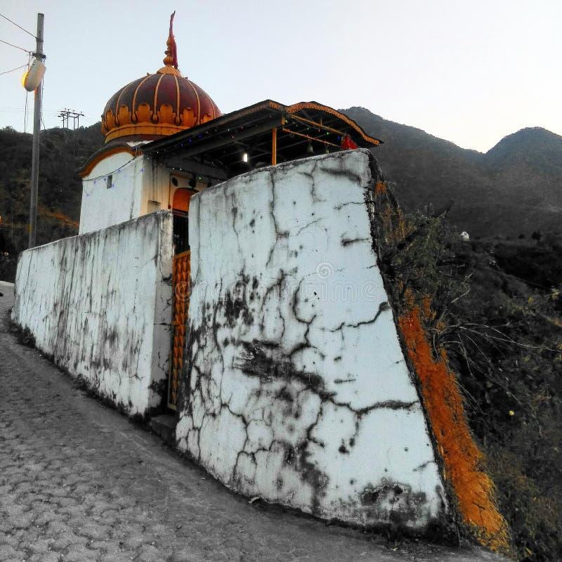 Índia, Dehra Dun fotografia de stock