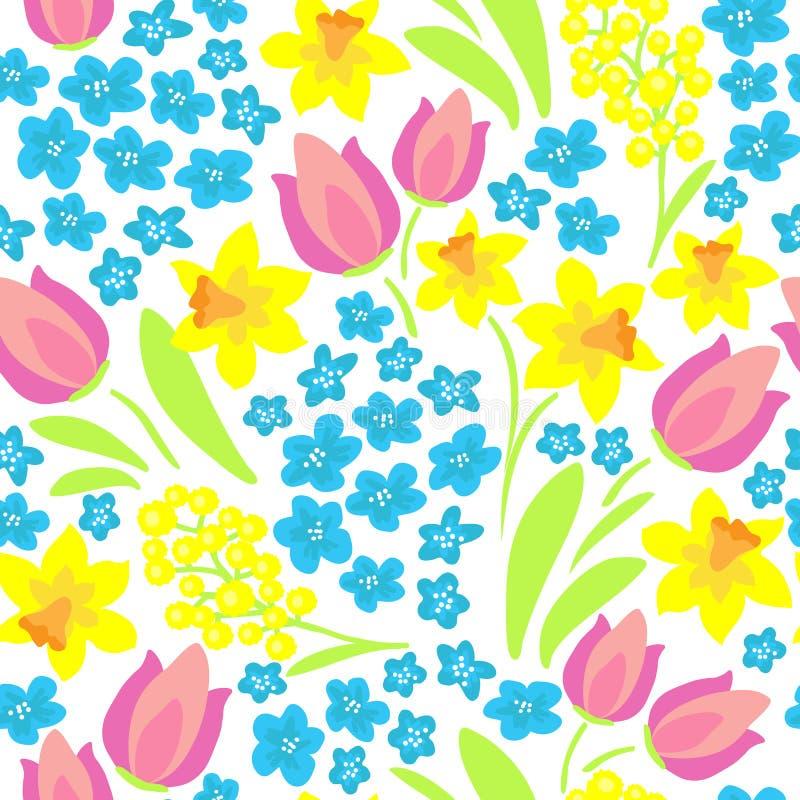 Άνοιξη λουλούδι-01 ελεύθερη απεικόνιση δικαιώματος