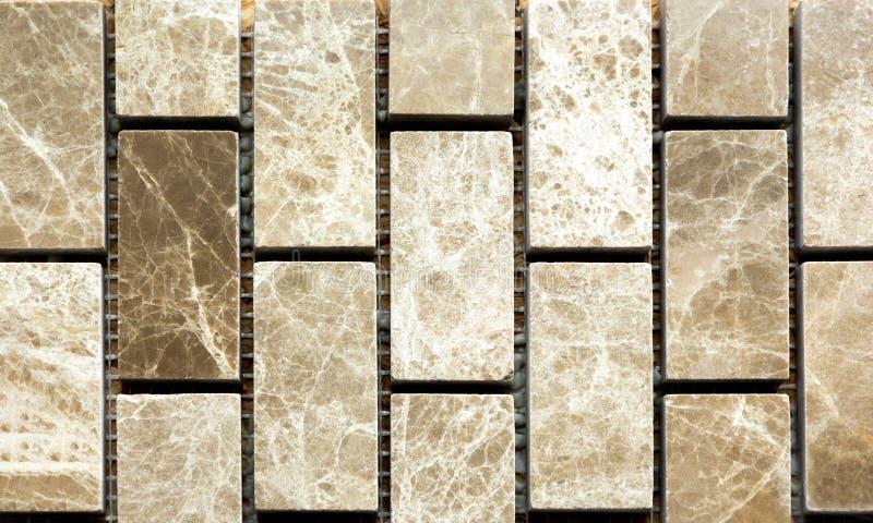 Άσπρο και γκρίζο μάρμαρο από το ορθογώνιο στοκ εικόνα