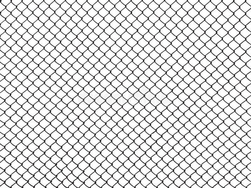 Αλυσίδα-σύνδεση μετάλλων πλέγματος Διανυσματική ανασκόπηση ελεύθερη απεικόνιση δικαιώματος