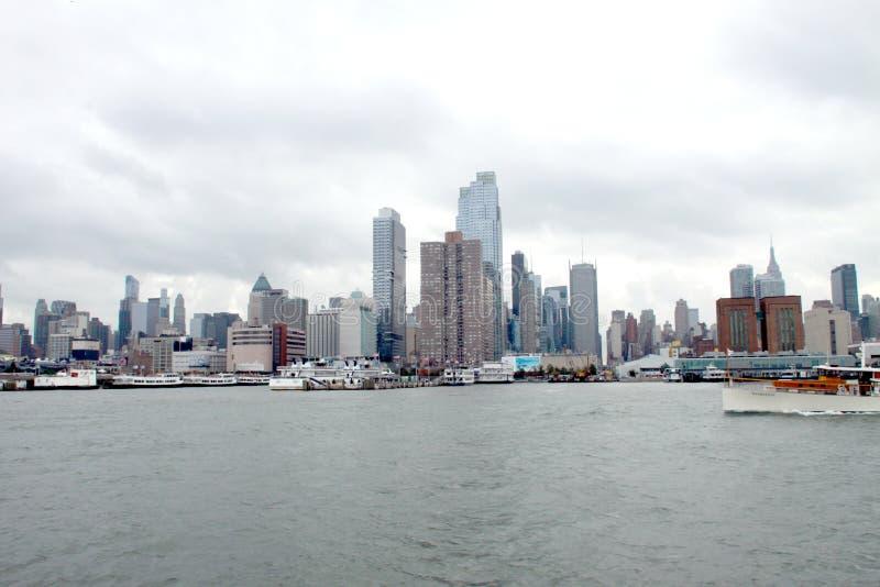 Ανατολικά ποταμόπλοια, NYC στοκ φωτογραφία