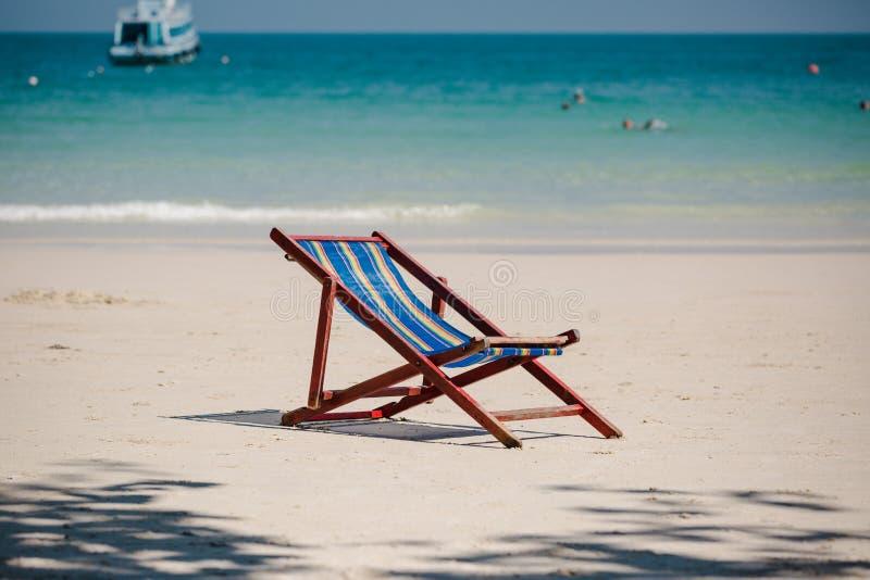 Αργόσχολος στην παραλία στην Ταϊλάνδη στοκ φωτογραφίες με δικαίωμα ελεύθερης χρήσης