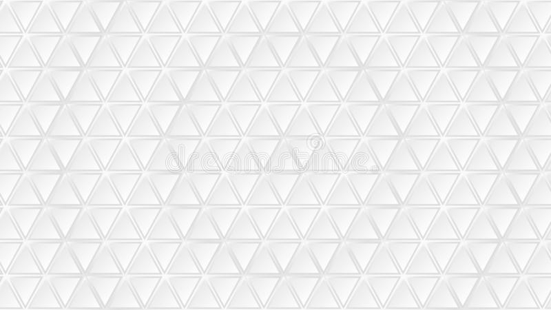 Αφηρημένη ανασκόπηση των τριγώνων διανυσματική απεικόνιση