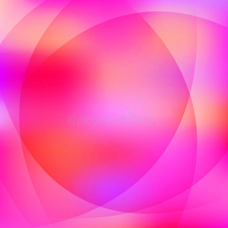 αφηρημένο ροζ ανασκόπησης Διανυσματική καθιερώνουσα τη μόδα αφίσα χρώματος, έμβλημα, κάρτα, ιπτάμενο, περιοδικό τυπωμένων υλών οθ απεικόνιση αποθεμάτων